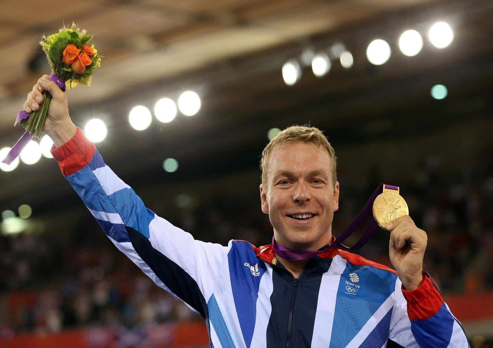 Sir Chris Hoy | Gambar : Chrishoy.com